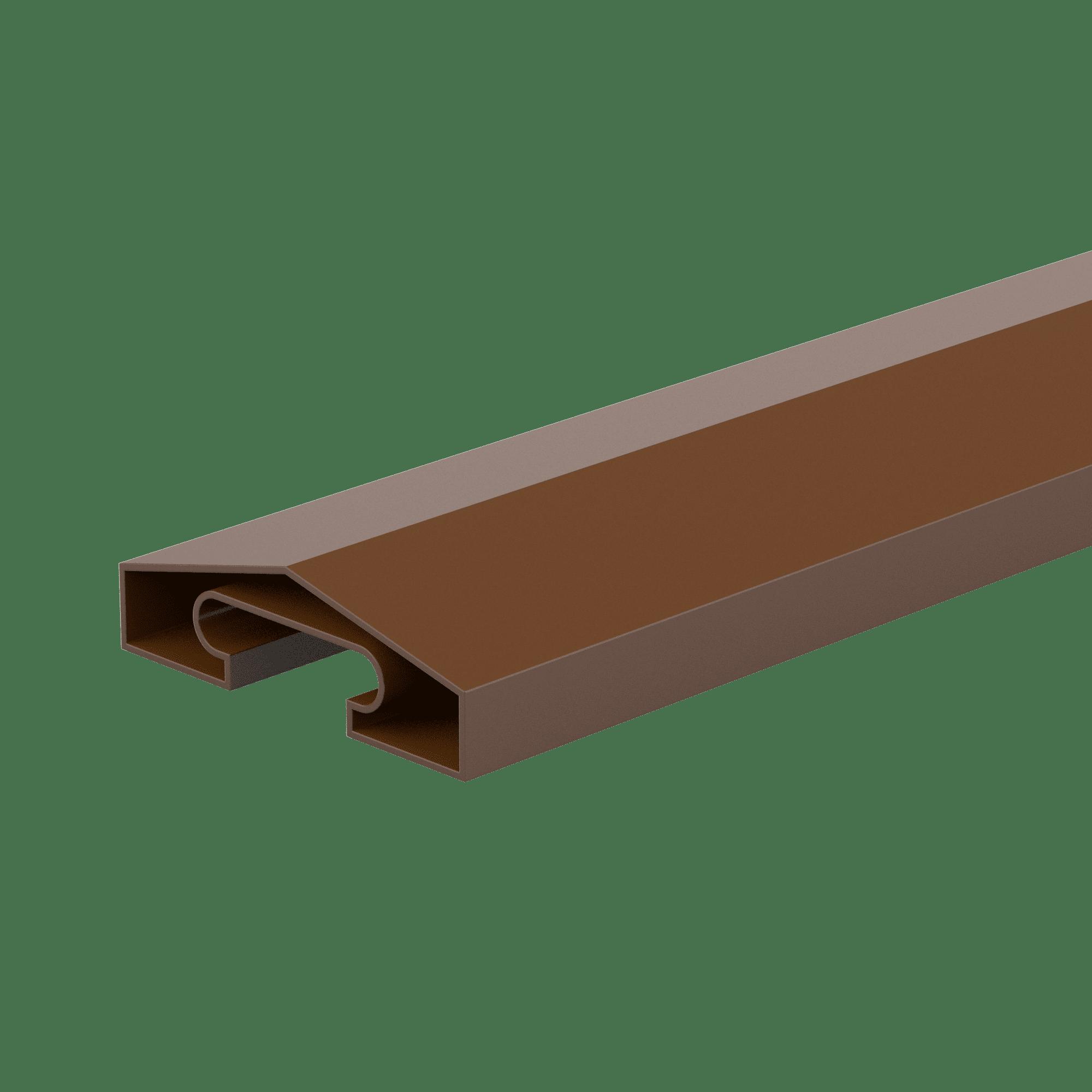 FM DuraPost Capping Rail 65mm x 18mm