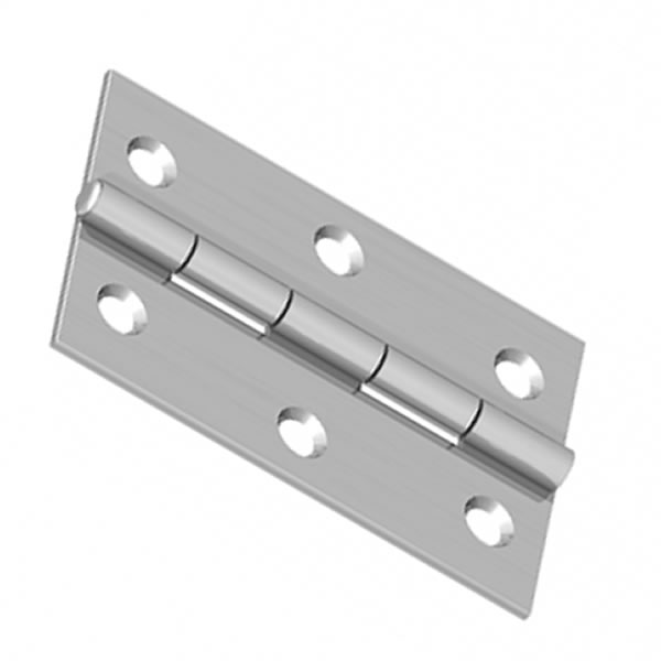 "4"" Strong Butt Hinges  (per pair) – Galv"