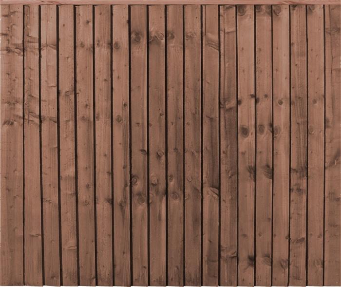 Professional Closeboard Fence Panel