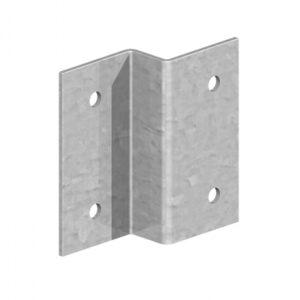 Galvanised Trellis Clip