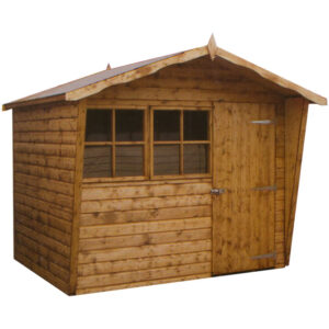 Tongue & Groove Shiplap Cabin