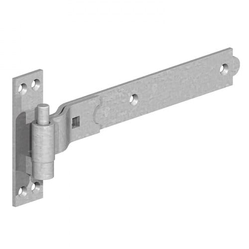 Cranked Hook & Band Hinges (per pair) – Galv