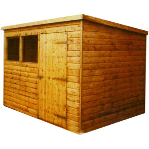 Tongue & Groove Shiplap Pent Shed