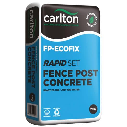 Rapid Set Fence Post Concrete – 20kg bag