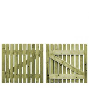 Aran Elite Garden Gate