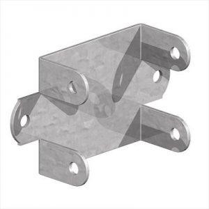 Galvanised Easy Use Panel Bracket
