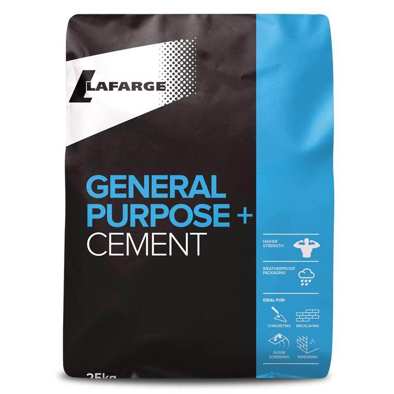 General Purpose Fencing Cement – 25kg bag
